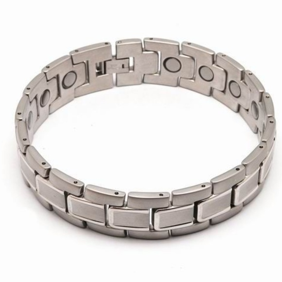 Fashionru Other - 316L stainless steel magnetic bracelet